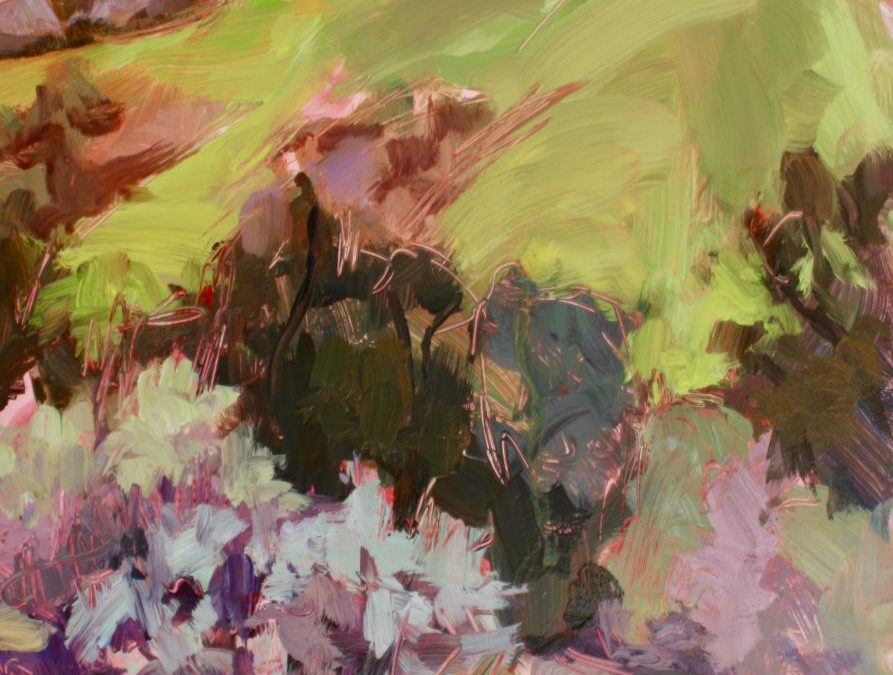 IN PERSON: Rich and Loose Landscapes