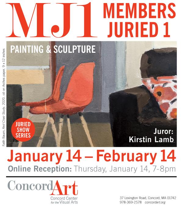 MEMBERS JURIED 1: Painting + Sculpture