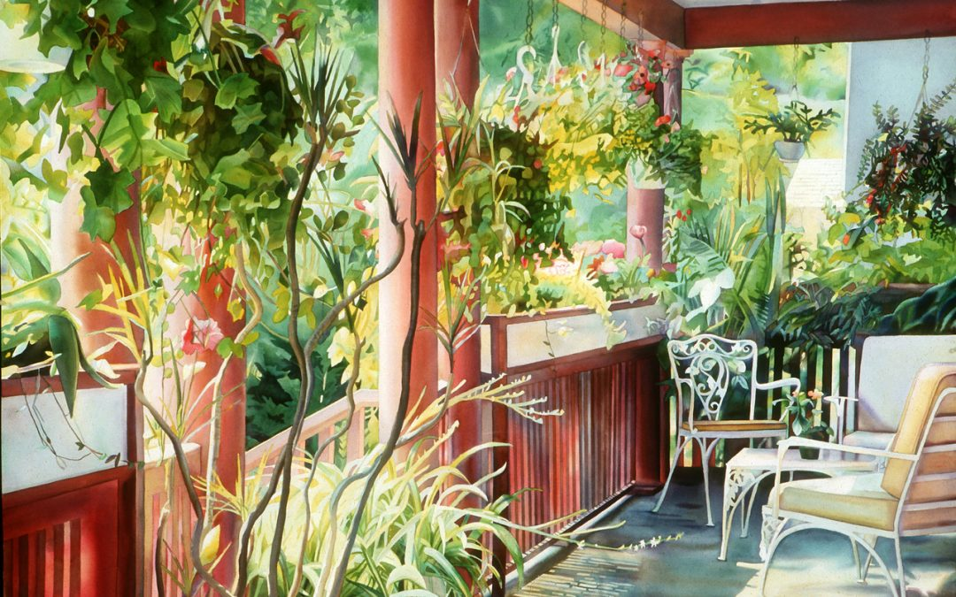 IN PERSON: Watercolor Intensive: Creating a Sense of Place