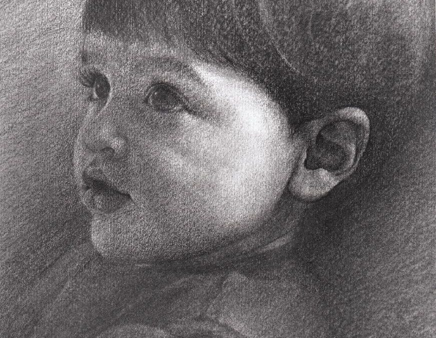 IN PERSON: Portrait Drawing From Life in Charcoal
