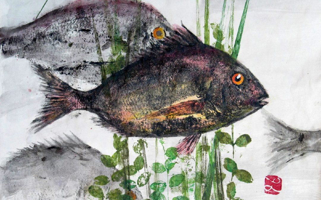 IN PERSON: Gyokatu Fish Printing
