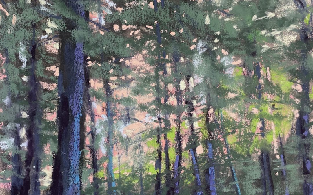 ONLINE: Underpaintings That Make Your Paintings Glow! JUST ADDED