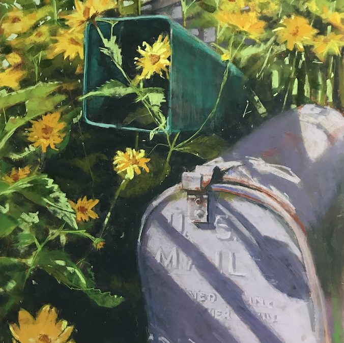 IN PERSON: Summer's Inspiration! Pastel Painting Workshop