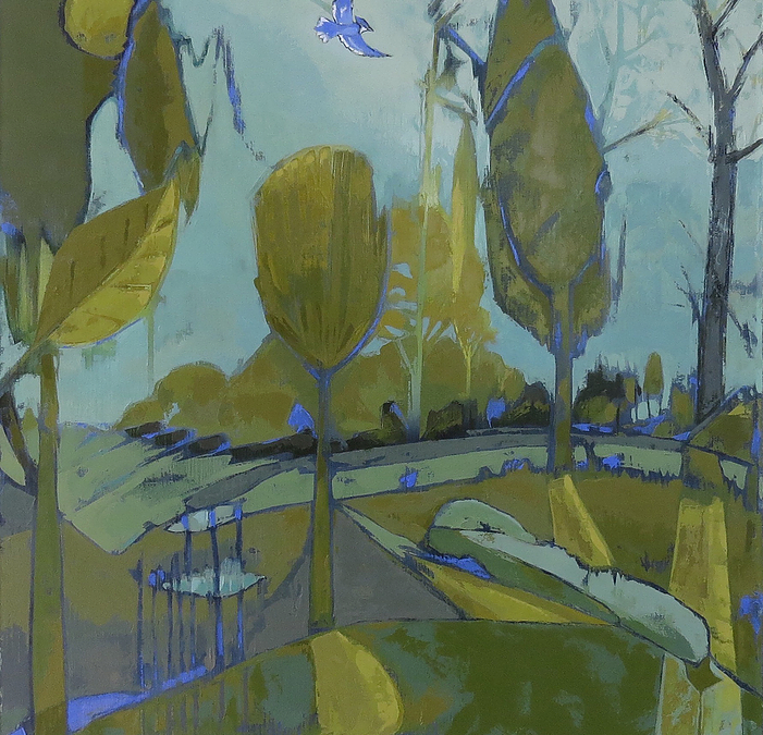 In-Person Artist Demo: Exploring Oils, Cold Wax, and Tools with Jane Henry Parsons