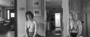NANCY ROBERTS 28  Years Later Archival pigment print; 7 x 14 inches $250