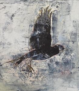 Bird in progress